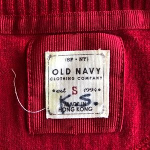 Old Navy Sweaters - Red light layering sweater